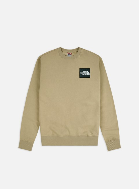 Felpe Girocollo The North Face Blackbox Logo Crewneck