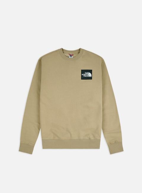 Crewneck Sweatshirts The North Face Blackbox Logo Crewneck