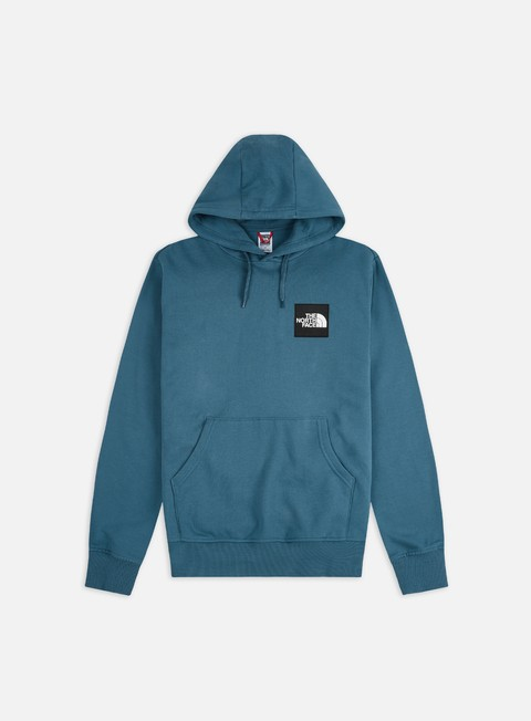 Hooded Sweatshirts The North Face Blackbox Logo Hoodie