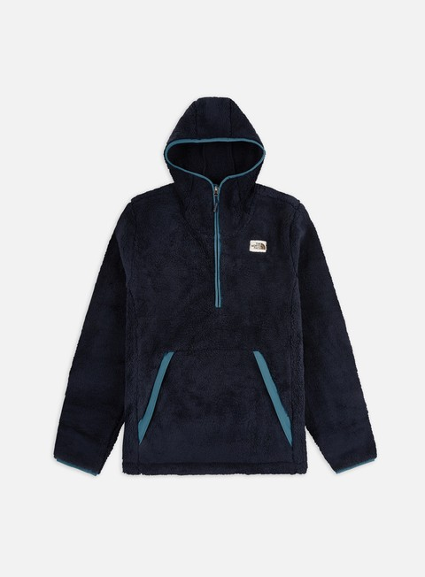 Outlet e Saldi Maglioni e Pile The North Face Campshire Hoodie