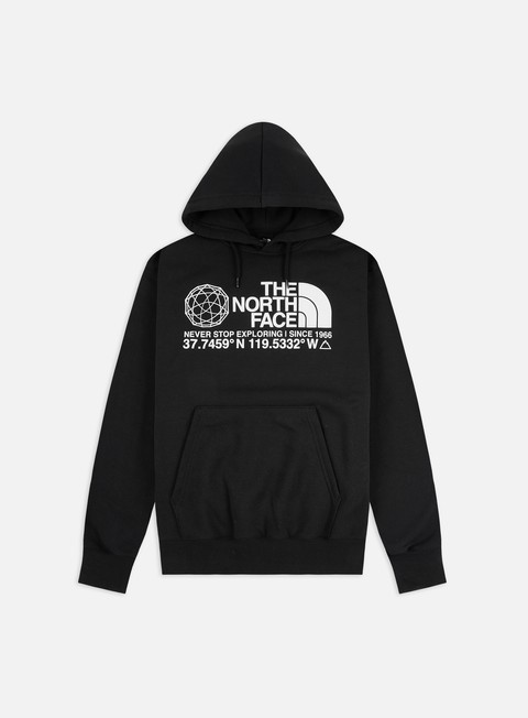 Felpe con Cappuccio The North Face Coordinates Hoodie
