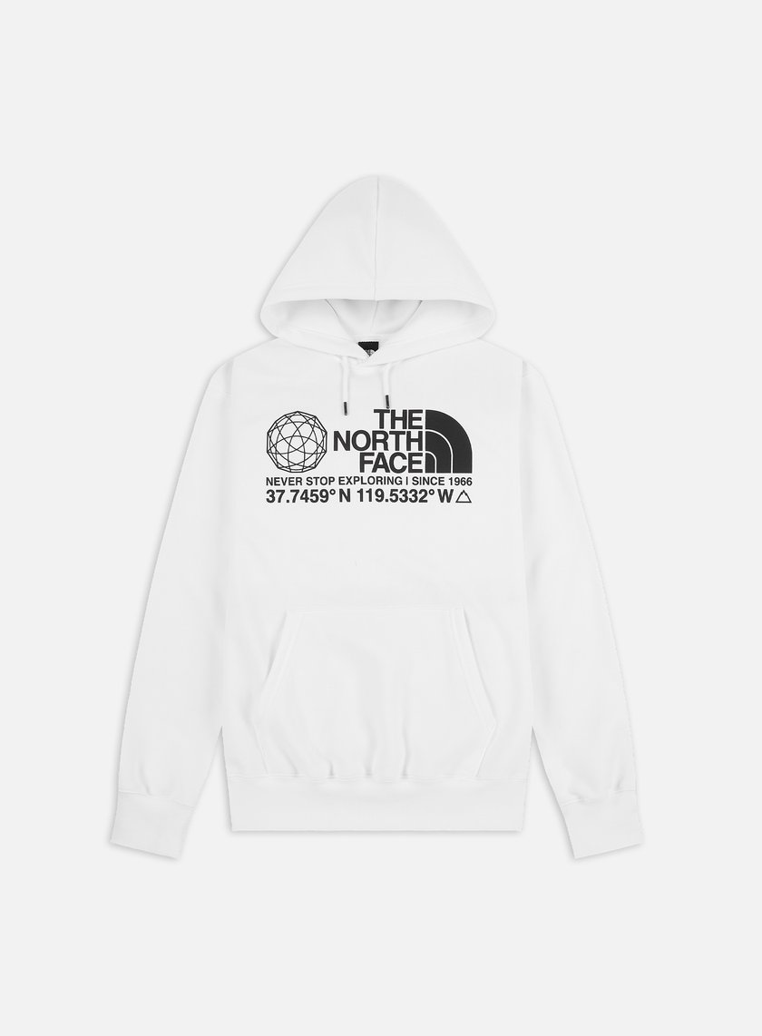 The North Face Coordinates Hoodie