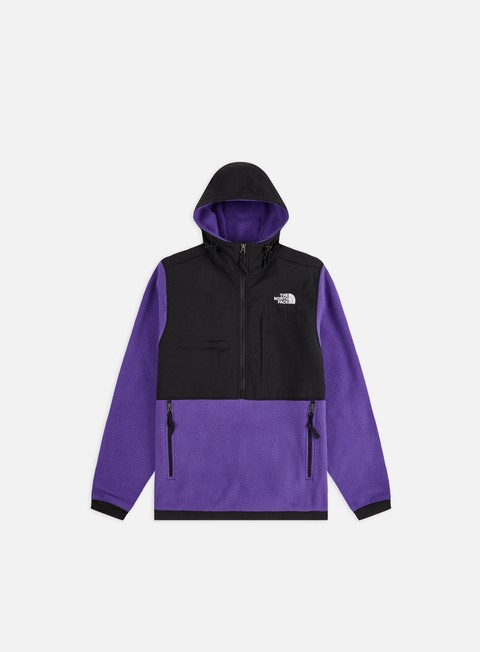 Sale Outlet Zip Sweatshirts The North Face Denali 2 Anorak
