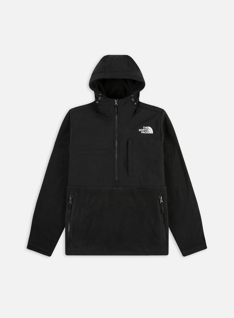 Outlet e Saldi Maglioni e Pile The North Face Denali 2 Anorak