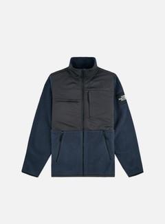 The North Face - Denali Pile Fleece, Urban Navy/TNF Black