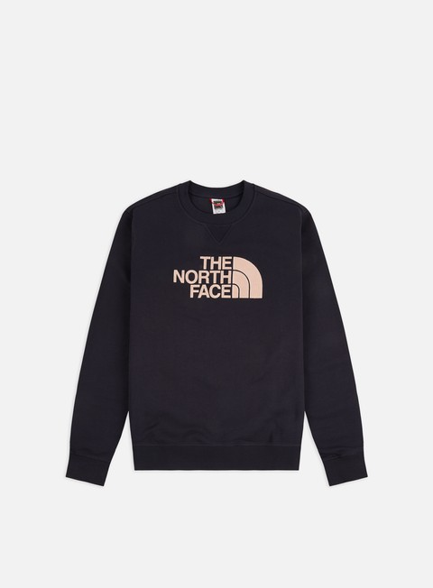 Outlet e Saldi Felpe Girocollo The North Face Drew Peak Crewneck
