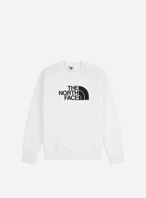 Felpe Girocollo The North Face Drew Peak Crewneck
