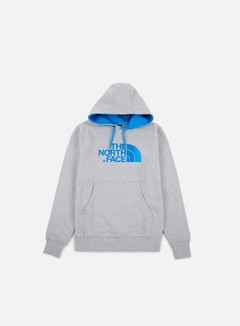 The North Face - Drew Peak Hoodie, TNF Light Grey Heather