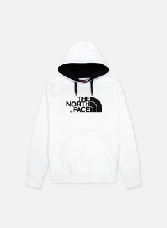 The North Face - Drew Peak Hoodie, TNF White/TNF Black