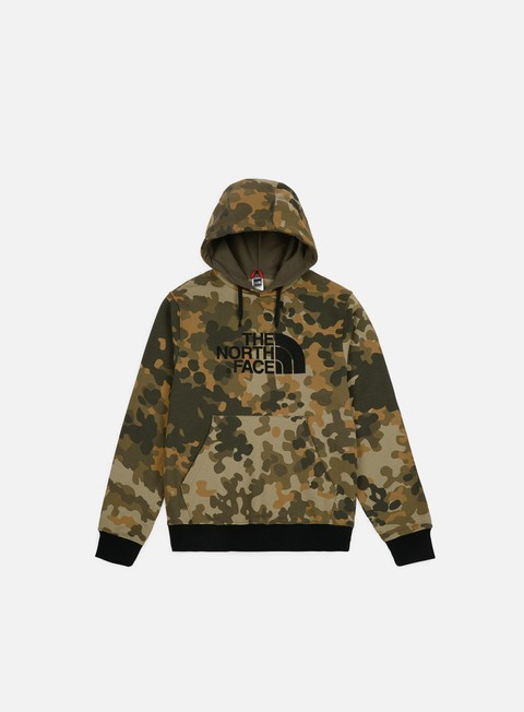 Sale Outlet Hooded Sweatshirts The North Face Drew Peak PLV