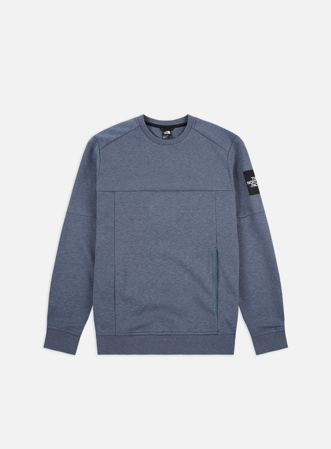 Outlet e Saldi Felpe Girocollo The North Face Fine 2 Crewneck