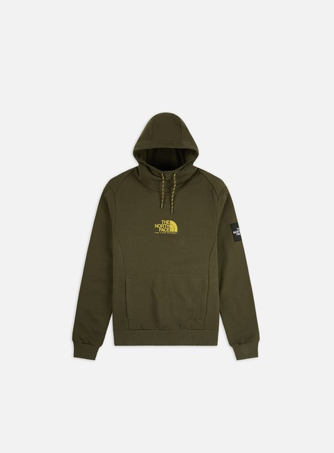 Felpe con Cappuccio The North Face Fine Alpine Hoodie