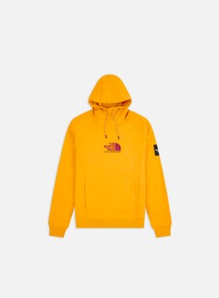 The North Face - Fine Alpine Hoodie, Summit Gold