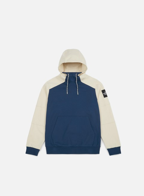 Outlet e Saldi Felpe con Cappuccio The North Face Fine Box Hoodie
