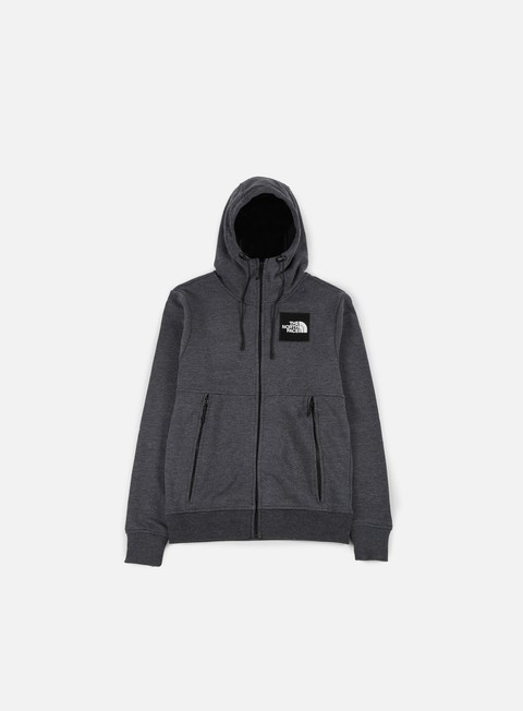 Hooded Sweatshirts The North Face Fine FZ Hoodie