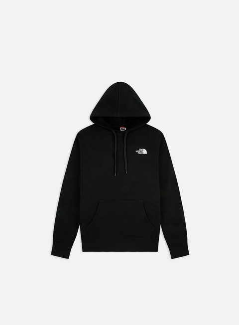 Outlet e Saldi Felpe con Cappuccio The North Face Graphic Hoodie