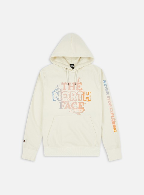 Felpe con Cappuccio The North Face Himalayan Bottle Source Hoodie