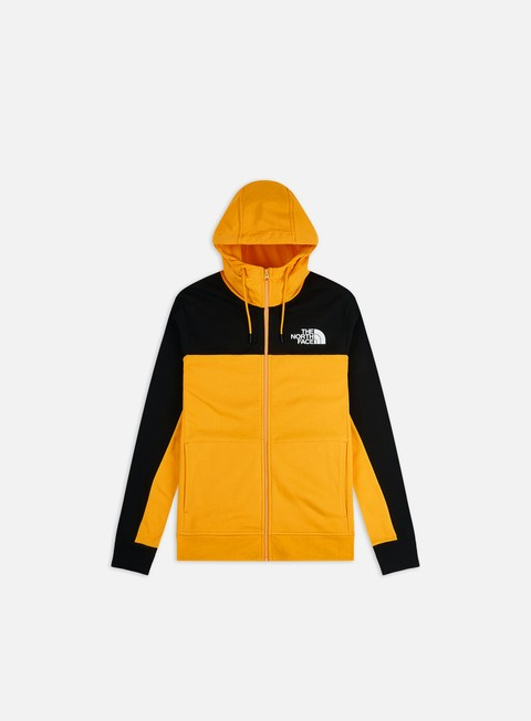 Sale Outlet Zip Sweatshirts The North Face Himalayan Full Zip Hoodie