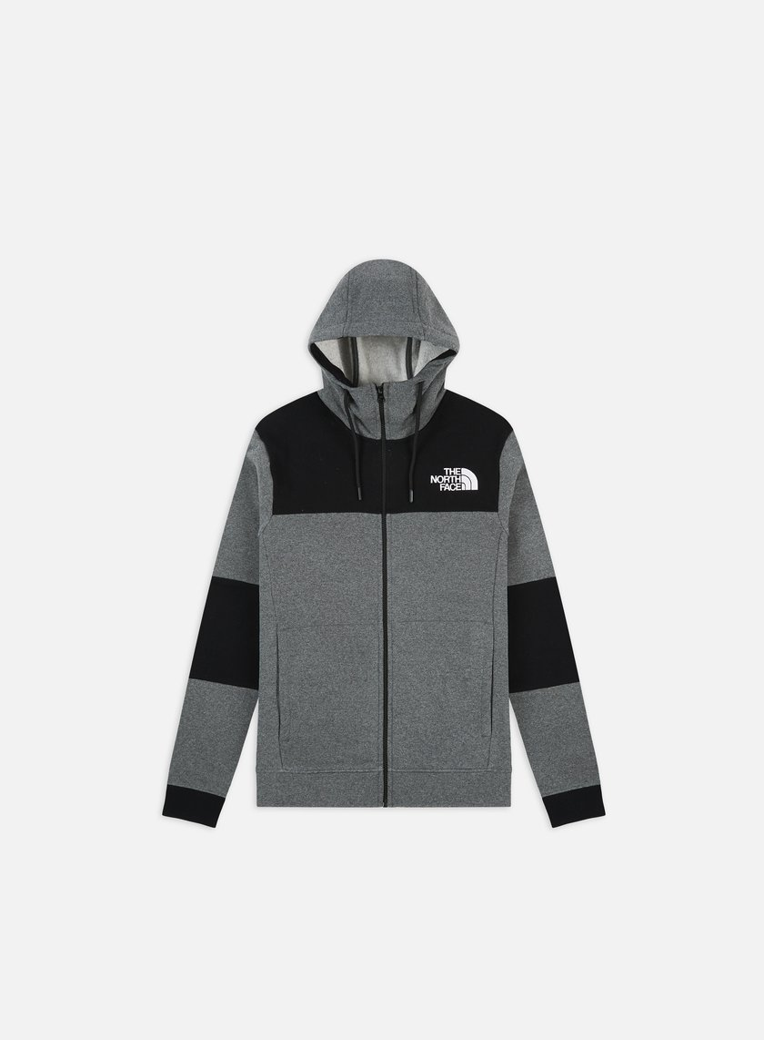 The North Face Himalayan Full Zip Hoodie