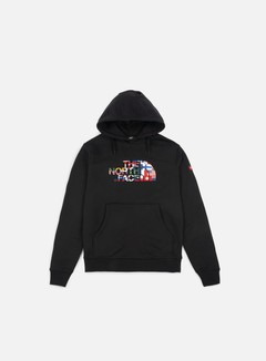The North Face International Logo Hoodie