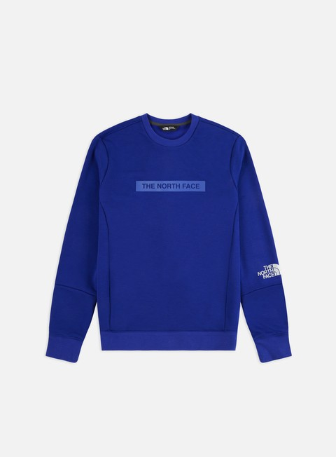 Outlet e Saldi Felpe Girocollo The North Face Light Crewneck