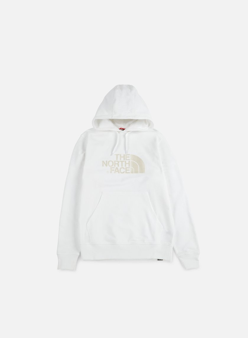 The North Face - Light Drew Peak Hoodie, White