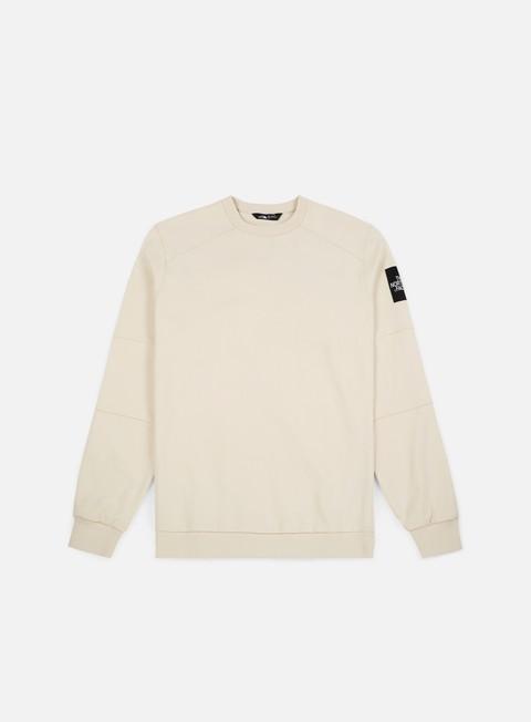 Sale Outlet Crewneck Sweatshirts The North Face LT Fine 2 Crewneck