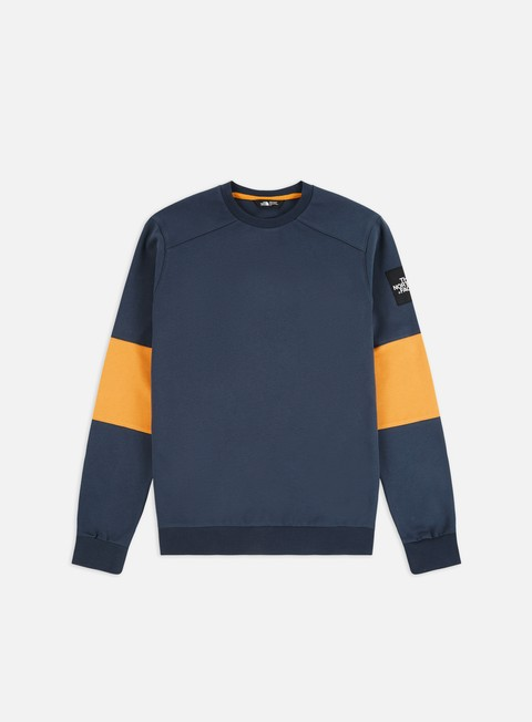 Outlet e Saldi Felpe Girocollo The North Face LT Fine Crewneck