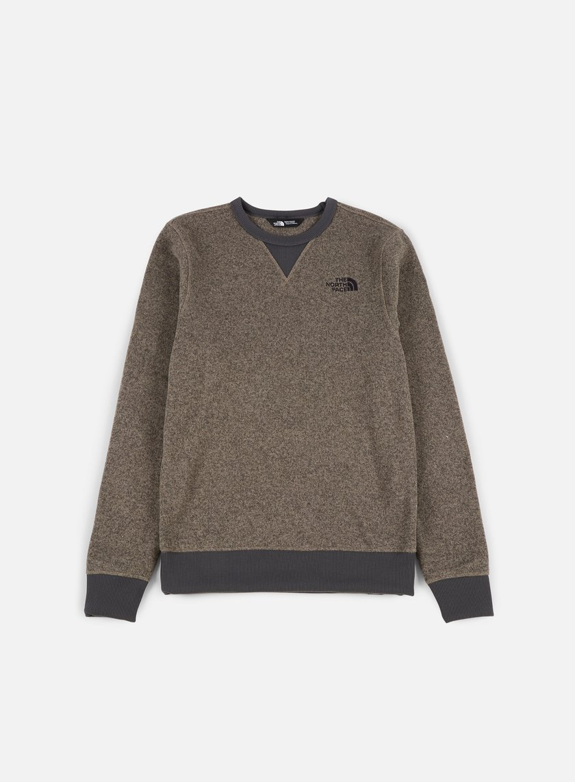 The North Face - MC Street Pile Fleece, Falcon Brown Dark Heather