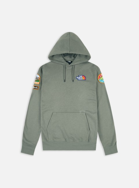 The North Face Patch Hoodie