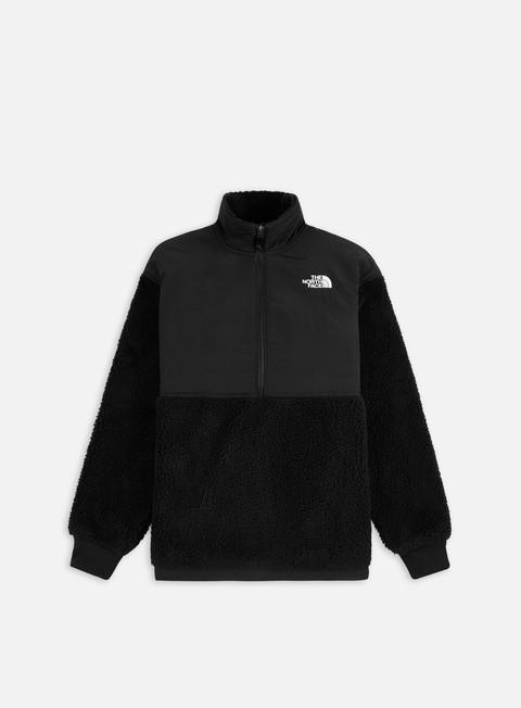 Fleece sweatshirts The North Face Platte Sherpa Quarter Zip Fleece