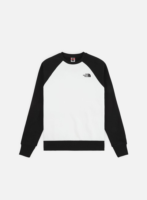 THE NORTH FACE Raglan Red Box Crewneck € 75 Felpe Girocollo ... 8f249695581e