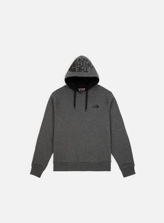 The North Face - Seasonal Drew Peak Hoodie, Medium Grey Heather 1