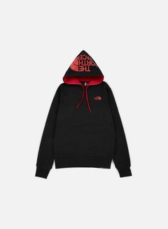 The North Face - Seasonal Drew Peak Hoodie, TNF Black 1