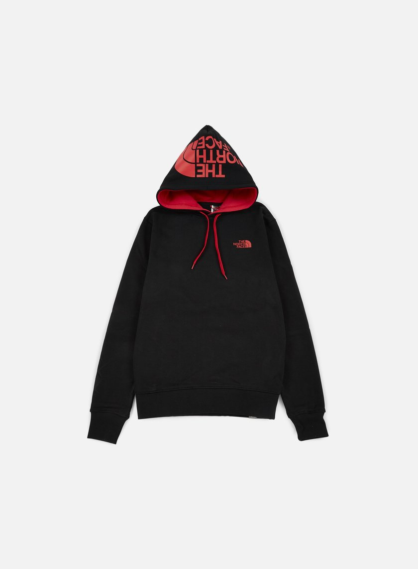 The North Face - Seasonal Drew Peak Hoodie, TNF Black