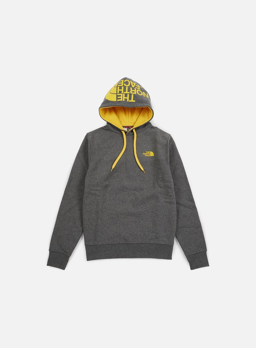 The North Face - Seasonal Drew Peak Hoodie, TNF Dark Grey Heather