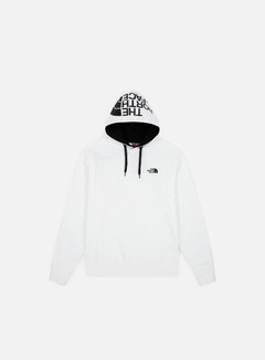 The North Face - Seasonal Drew Peak Hoodie, TNF White/TNF Black 1