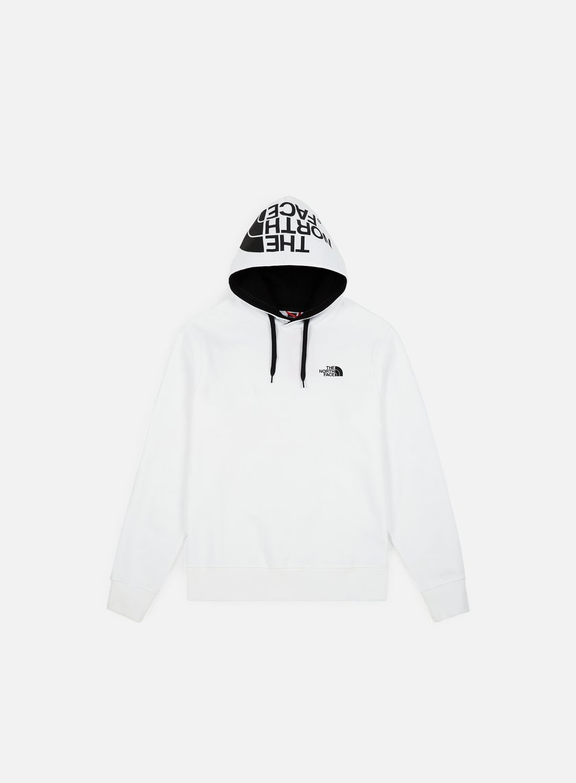 The North Face - Seasonal Drew Peak Hoodie, TNF White/TNF Black