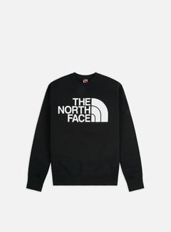 The North Face - Standard Crewneck, TNF Black