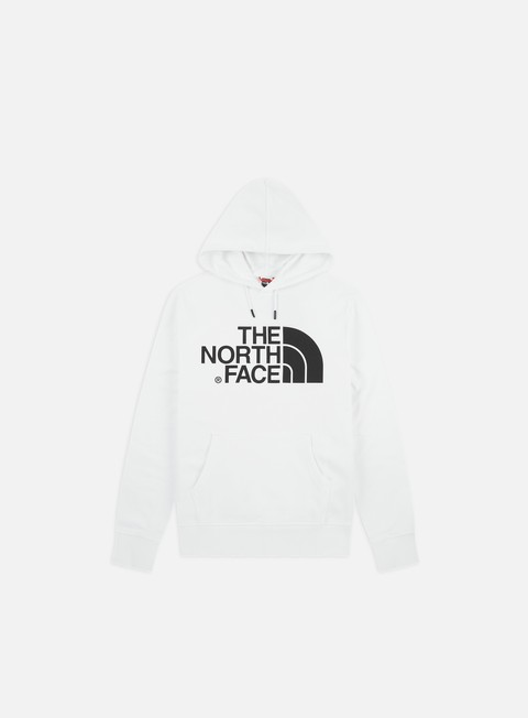 The North Face Standard Hoodie Men Tnf White Graffitishop