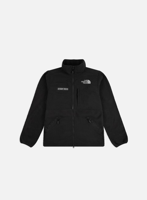 Intermediate Jackets The North Face Steep Tech Full Zip Fleece
