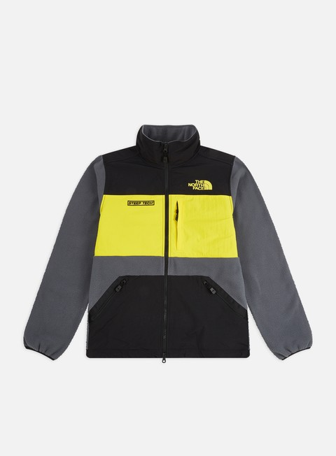 Sale Outlet Intermediate Jackets The North Face Steep Tech Full Zip Fleece