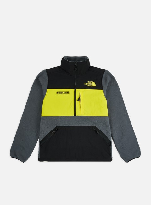 Sale Outlet Sweaters and Fleeces The North Face Steep Tech Half Zip Fleece