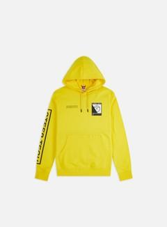 The North Face - Steep Tech Logo Hoodie, Lightning Yellow