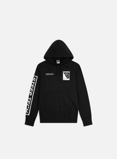 Felpe con Cappuccio The North Face Steep Tech Logo Hoodie