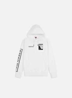 The North Face - Steep Tech Logo Hoodie, TNF White