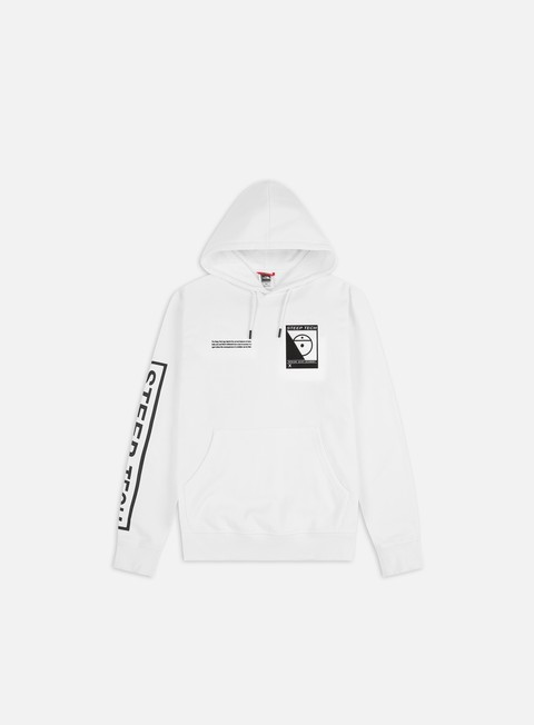 Hooded Sweatshirts The North Face Steep Tech Logo Hoodie