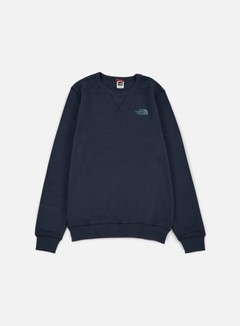 The North Face - Street Fleece Crewneck, Urban Navy