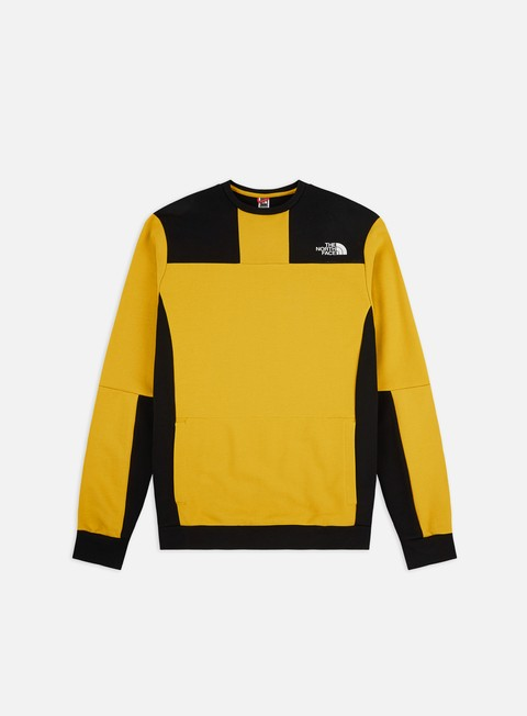 Outlet e Saldi Felpe Girocollo The North Face U Rage Graphic Crewneck
