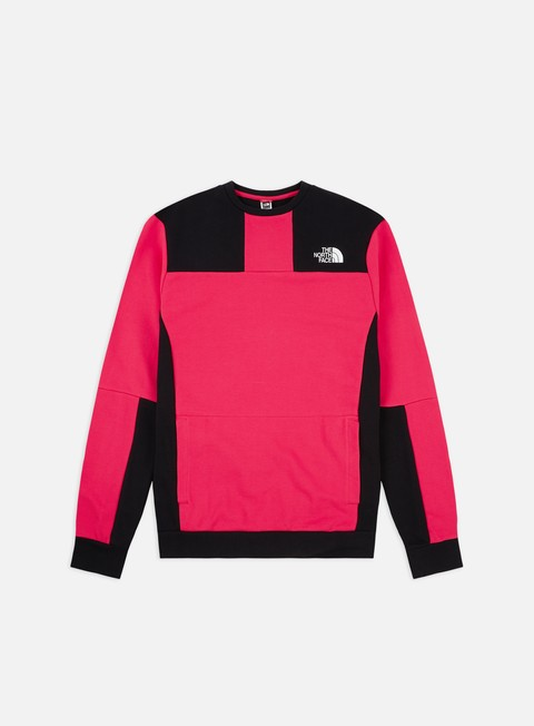 Felpe Girocollo The North Face U Rage Graphic Crewneck